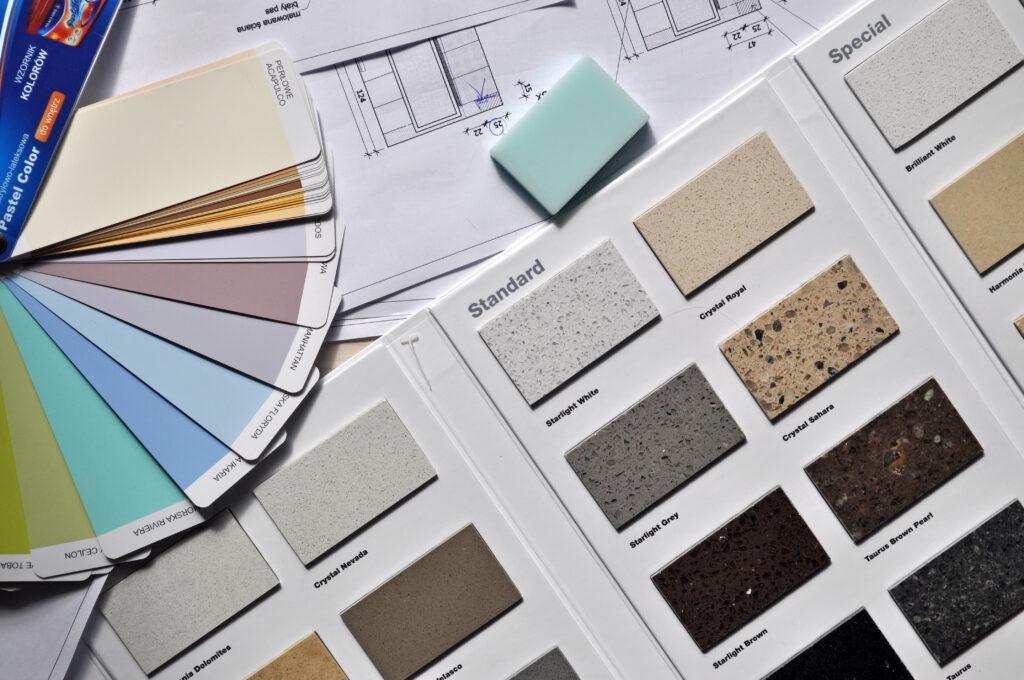 Schema de culori a camerei