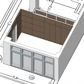 Obiectiv – recompartimentare cu pereți interiori, simplu și ușor