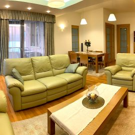Amenajare pentru închiriere – apartament 3 camere, luxos, în Șoseaua Nordului